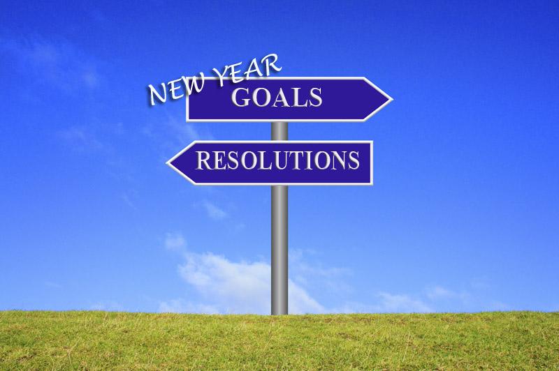 Resolutions vs Goals 2018